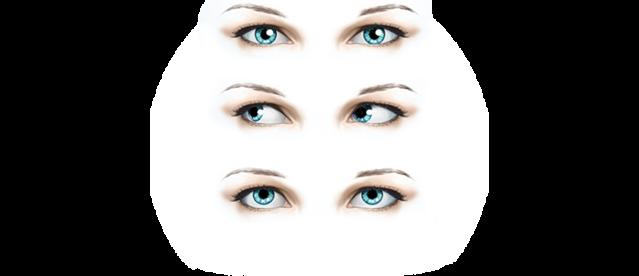 Упражнение для глаз 3